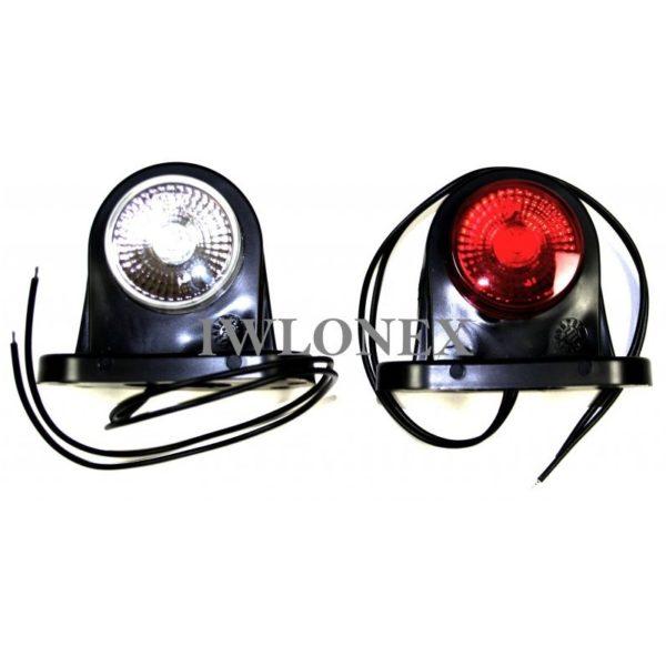19b057dbda4be5f048bbf85cf51028468 600x601 - 2x LED Begrenzungsleuchte POSITIONSLEUCHTE 296bc