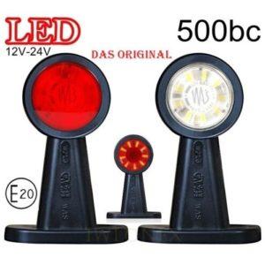 500bc 1 GLOWNE 300x300 - 2x LED 12V 24V ABE BEGRENZUNGSLEUCHTE 500bc