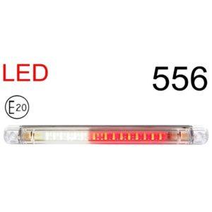 556 1 GLOWNE 300x300 - 1x LED E20 ABE RÜCKFAHRSCHEINWERFER NEBELSCHLUSSLEUCHTE 556