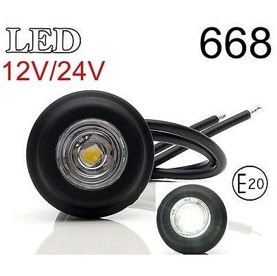 668 1 GLOWNE - 1x LED UMRISSLEUCHTE ABE 668