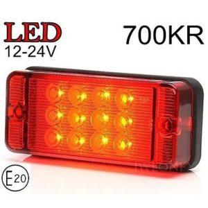 700KR 1 GLOWNE 300x300 - 1x Qualität EU LED NEBELSCHLUSSLEUCHTE 700KR