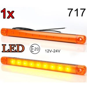 717 1 GLOWNE 300x300 - 1x LED SEITENMARKIERUNGSLEUCHTE ABE 717