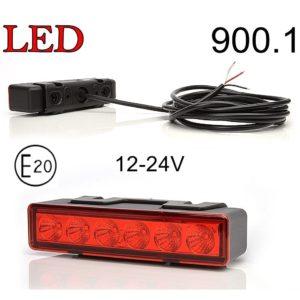900.1 1 GLOWNE 300x300 - 1x LED WARNLEUCHTE / FRONTBLITZER 900.1