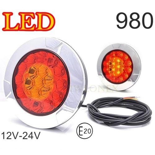 980 1 - LED Rückleuchte HECKLEUCHTE 980