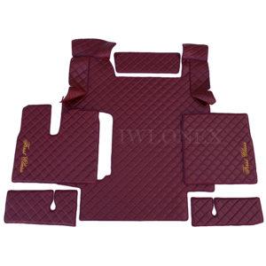 Fußmatten für MAN TGX Automatik Bordeaux
