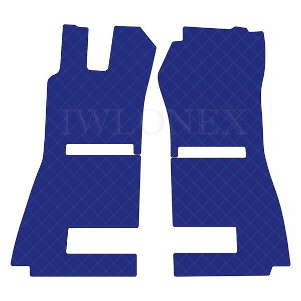scania streamline boczne sa niebieski ok 600x600 - Links/Rechts Fußmatten für Scania Streamline Bei.-Luftgefedert Blau