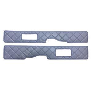 sitzsockelverkleidung 105106 grau 300x300 - 2 x Sitzsockelverkleidung für DAF XF EURO6 Grau