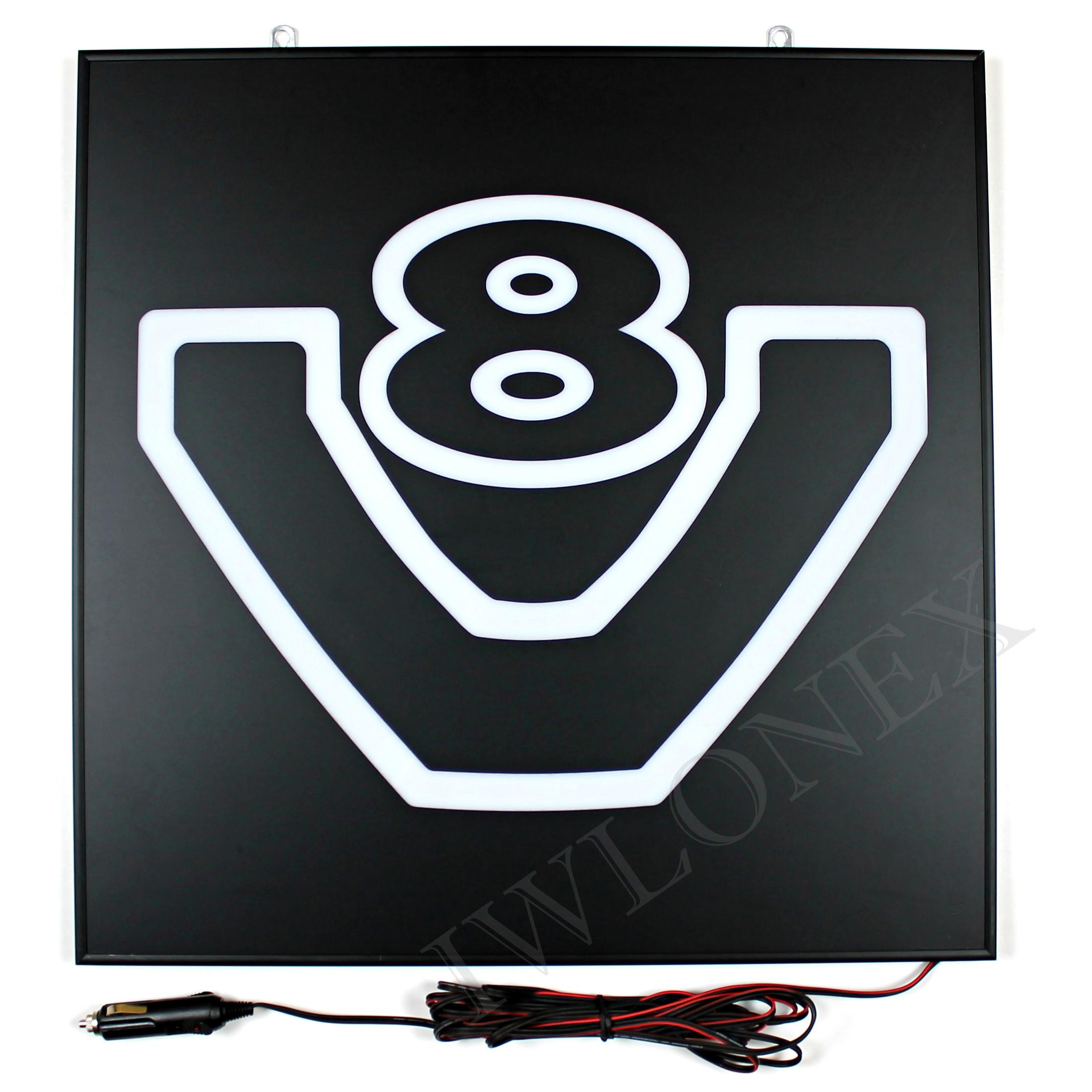 Lkw Beleuchtung Led | 1 X Lkw Led Ruckwandschild 24v Fur Scania Iwlonex
