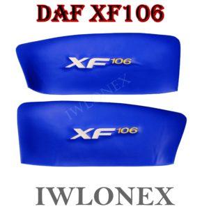 BOCZEK DAF106 GLADKI NIEBIESKI 1 300x300 - Türverkleidung DAF XF106 Links/Rechts Blau Glattleder
