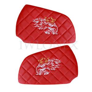 LKW Truverkleidung passend fur SCANIA Svempa Griffin Rot iwlonex 300x300 - Türverkleidung passend SCANIA Links/Rechts Rot