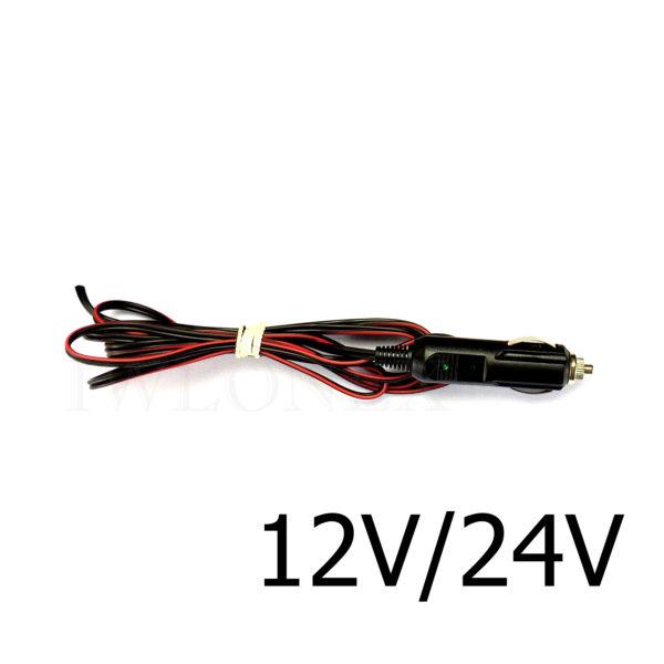 Plug Iwlonex 12 24V 600x600 - LKW LED NAMENSCHILD 12V/24V - dein Name u. Farbe