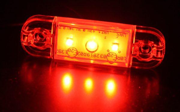 IMG 0315 600x374 - 1x LED UMRISSLEUCHTE ABE 709/W