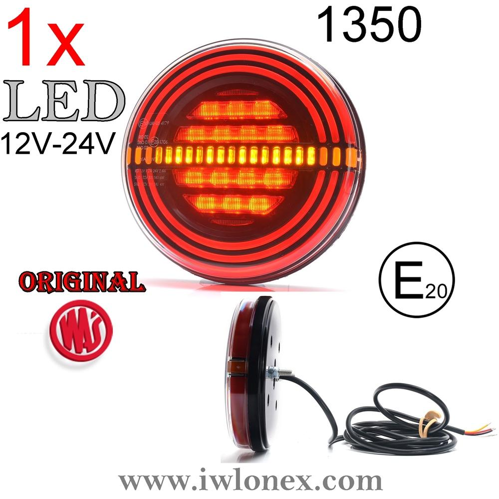 1350 iwlonex - 1x LED HINTERE MEHRFUNKTIONSLEUCHTE 1350