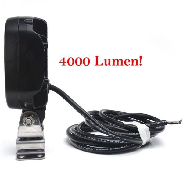 1162 3 600x600 - LED POWER ARBEITSSCHEINWERFER 4000Lm! Nr. 1162