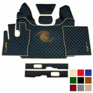 Tunnel Fussmatten Sitzsockelverkleidung DAF EURO6 deine Farben IWLONEX 300x300 - Fußmatten+Sitzsockelverkleidung passend für DAF XF EURO6 - deine Farben