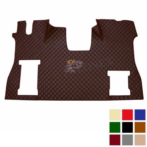 Fussmatte fur SCANIA S IWLONEX 600x600 - Fußmatte passend für SCANIA S - deine Farben