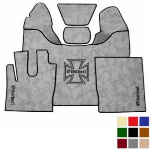 Fussmatten passend fur DAF XF EURO6 480 u. 530 IWLONEX 300x300 - Fußmatten passend für DAF XF EURO6 - deine Farben