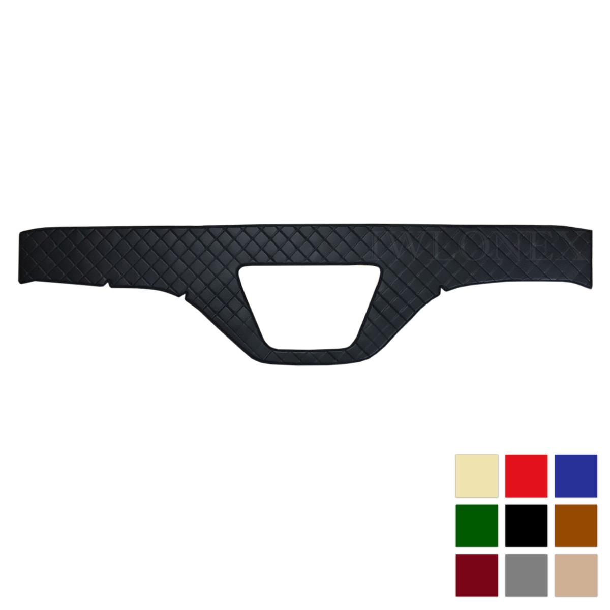 Passend fur DAF kokpit deine Farben - Armaturenbrett Abdeckung passend für DAF XF EURO6 - deine Farben