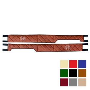 Sitzsockelverkleidung passend fur VOLVO FH4 mit Stickerei deine Farben IWLONEX 300x300 - 2 x Sitzsockelverkleidung passend für VOLVO FH4 mit Stickerei - deine Farben