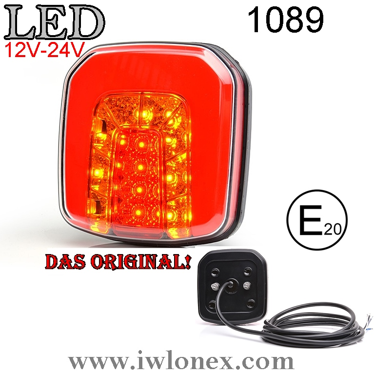 1089 iwlonex - 1x LED HINTERE MEHRFUNKTIONSLEUCHTE 1089