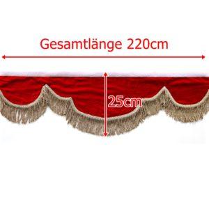 Gardine 220cm25cm iwlonex 1 300x300 - Frontscheibenbordüre Schall Borde - UNIVERSAL