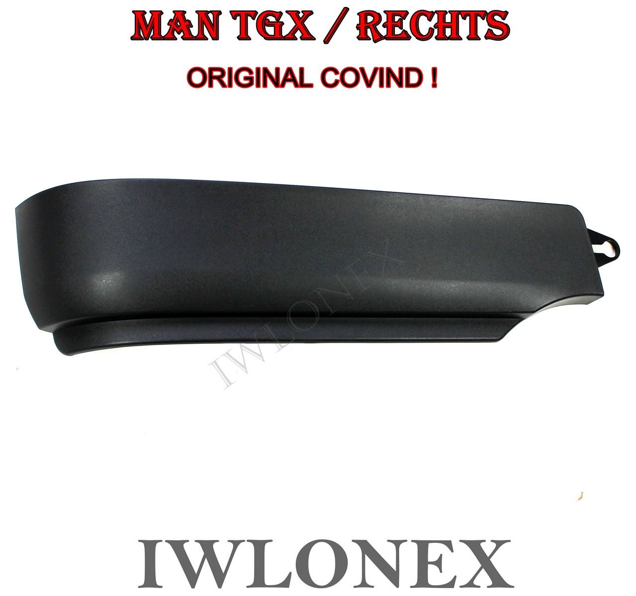 IMG 5330 - Stoßstangenecke, passend für MAN TGX E5 - Rechts