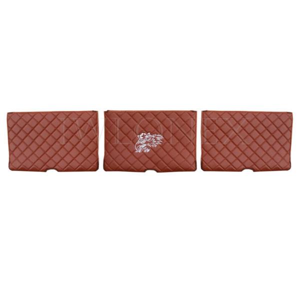LKW Schrankturverkleidung passend fur SCANIA Braun iwlonex 2 600x600 - Schranktürverkleidung SCANIA STREAMLINE Braun