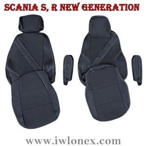 LKW Sitzbezuge passend fur SCANIA 300x300 - LKW Sitzbezüge passend für SCANIA S u. R New Generation - Schwarz