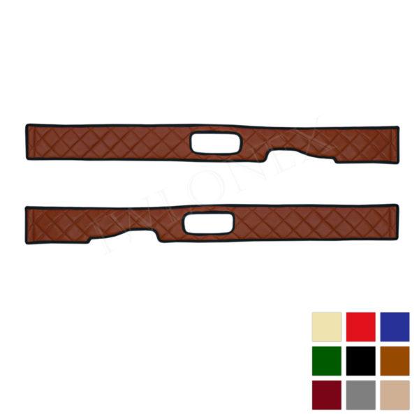 LKW Sitzsockelverkleidung passend fur DAF XF106 E6 480 u. 530PS deine Farben 600x600 - 2 x Sitzsockelverkleidung passend für DAF XF106 E6/ 480 u. 530PS - deine Farben
