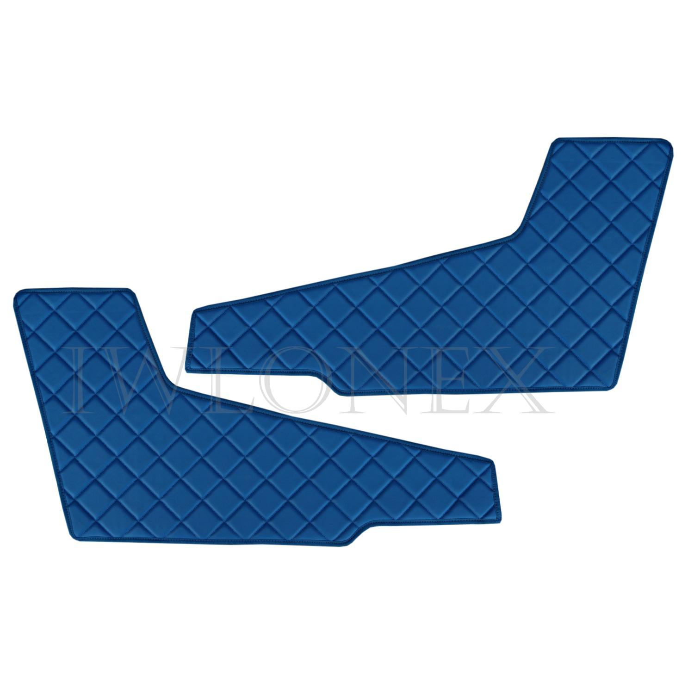 LKW Turverkleidung passend fur VOLVO FH4 Blau - Türverkleidung für VOLVO Fh4 Links/Rechts - Blau