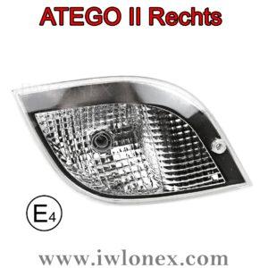 MB Atego 2 Blinker Rechts iwlonex 1 300x300 - Blinkleuchte Blinker passend für Mercedes Benz Atego 2 II ab 2004, 9738200621 Rechts