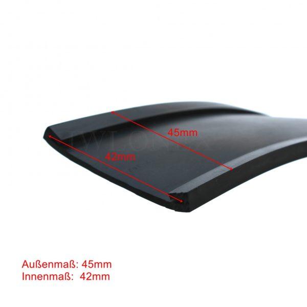 Tasma gumowa 452 600x600 - 1 Lfm GUMMIUNTERLAGE für Tank-Spannband