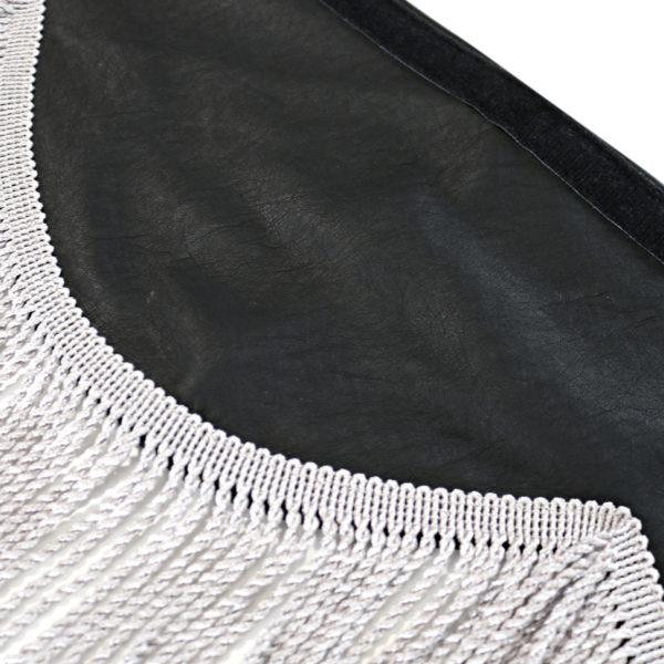 czarne 5LKW Gardinen passend fur DAF SSC Schwarz Leder 6 600x600 - LKW Gardinen passend für DAF SSC - Schwarz Kunstleder