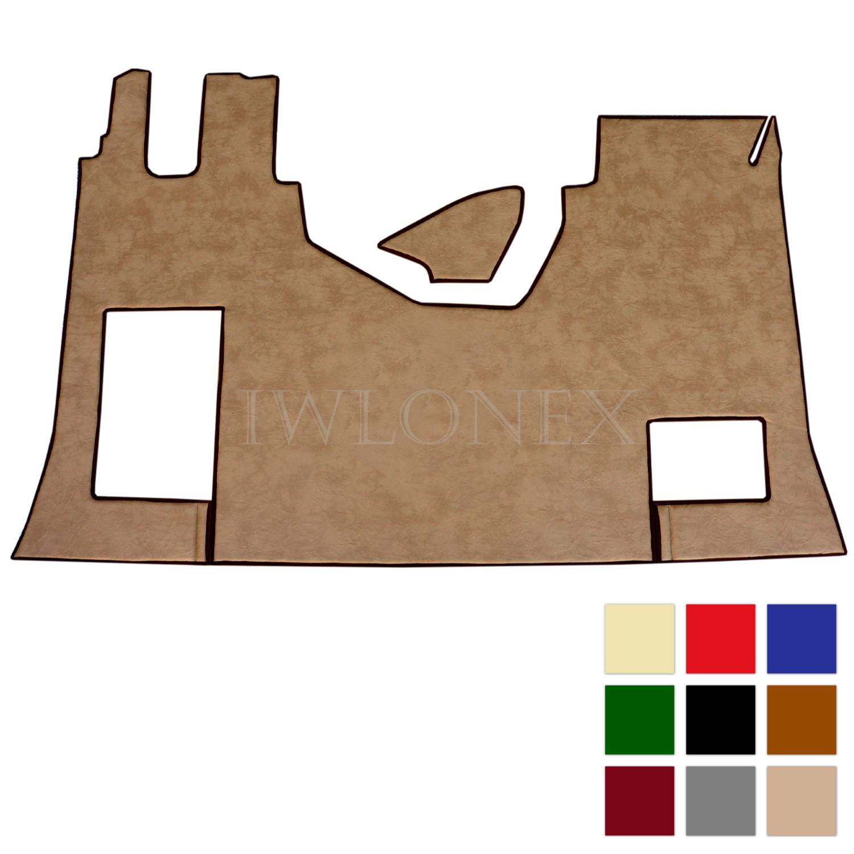 Fussmatte passend fur MB MP4 Marmor deine Farben iwlonex - Fußmatte passend für MERCEDES MP4 - Marmor - deine Farben