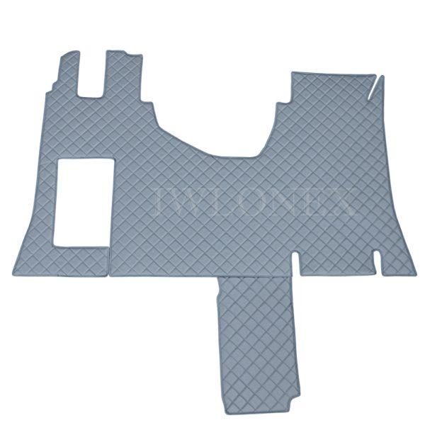 Fussmatten MB MP4 Grau salonka 2 600x600 - Fußmatte passend für MB Actros MP4 SoloStar Grau