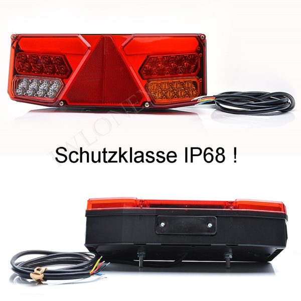 1038 iwlonex1 600x600 - 1x LED HECKLEUCHTE, RÜCKLEUCHTE, SCHLUSSLEUCHTE 1038 O24IP68