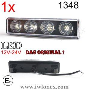 1348 iwlonex1 300x300 - 1x LED UMRISSLEUCHTE SONNENBLENDE POSITIONSLEUCHTE 1348