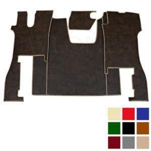 Fussmatten passend fur SCANIA R New Marmor Dunkelbraun deine Farben IWLONEX 300x300 - Fußmatten für SCANIA R New Generation - Marmor - deine Farben u. Stickerei