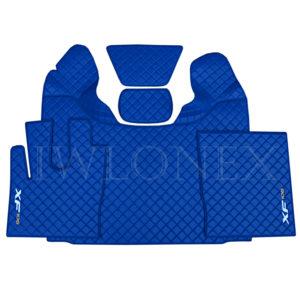 LKW Fussmatten passend fur DAF XF 106 E6 Blau IWLONEX 300x300 - Fußmatten für DAF XF106 E6 Automatik 480 u. 530PS - Blau