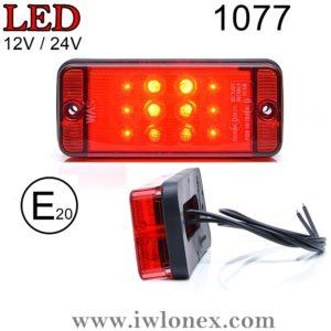 1077 iwlonex 300x300 - LED RÜCKLICHT BREMSLEUCHTE Bremslicht STOPLICHT 1077