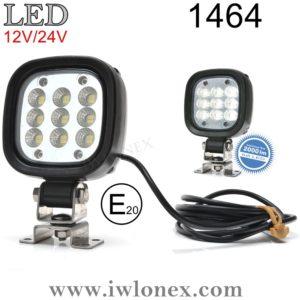 1464 iwlonex 300x300 - LED POWER ARBEITSSCHEINWERFER 2000Lm! Nr. 1464