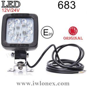 683 iwlonex 300x300 - LED ARBEITSSCHEINWERFER 683