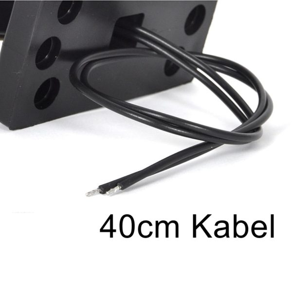 kabel 600x600 - 2x LED 12V 24V ABE BEGRENZUNGSLEUCHTE 543/II Klarglas