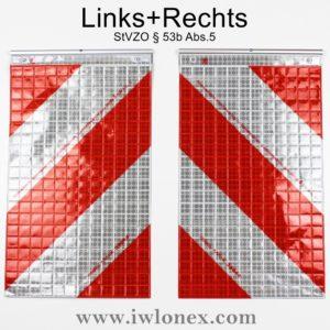 IMG 0773 300x300 - LKW Warnflaggen Hebebühne Ladebordwand Ladebühne 250x400
