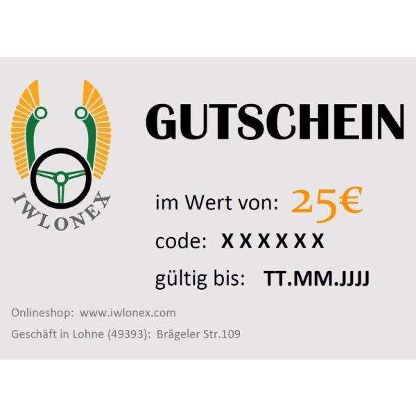 GUTSCHEIN IWLONEX 25EU beispiel 1 600x600 - Geschenkgutschein, Einkaufsgutschein, Gutschein 25€