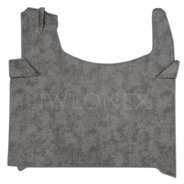 Fussmatten passend fuer MAN TGX New ab 2020 IWLONEX 2 600x600 - Fußmatten passend für MAN TGX New ab 2020 - Marmor - deine Farben